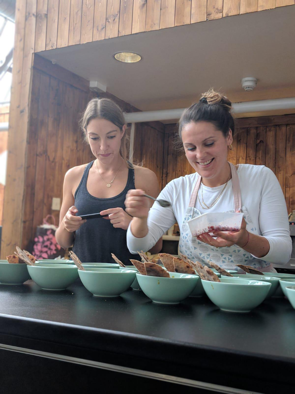 SOLD OUT - Yoga Bowl Events; 'Rest & Digest' ~ Yoga & CBD Infused Lunch