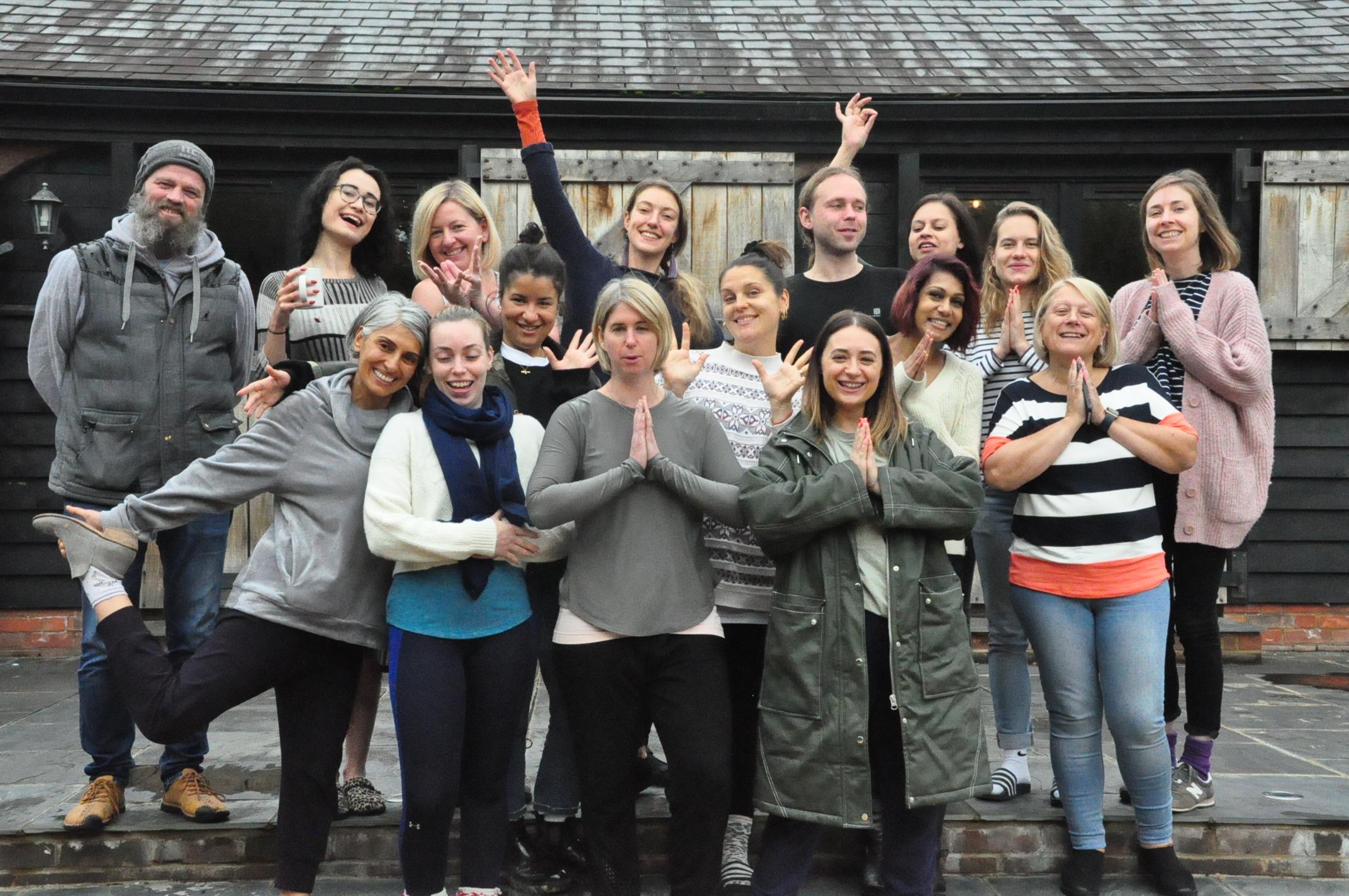 3 Night Yoga Retreat in Sussex